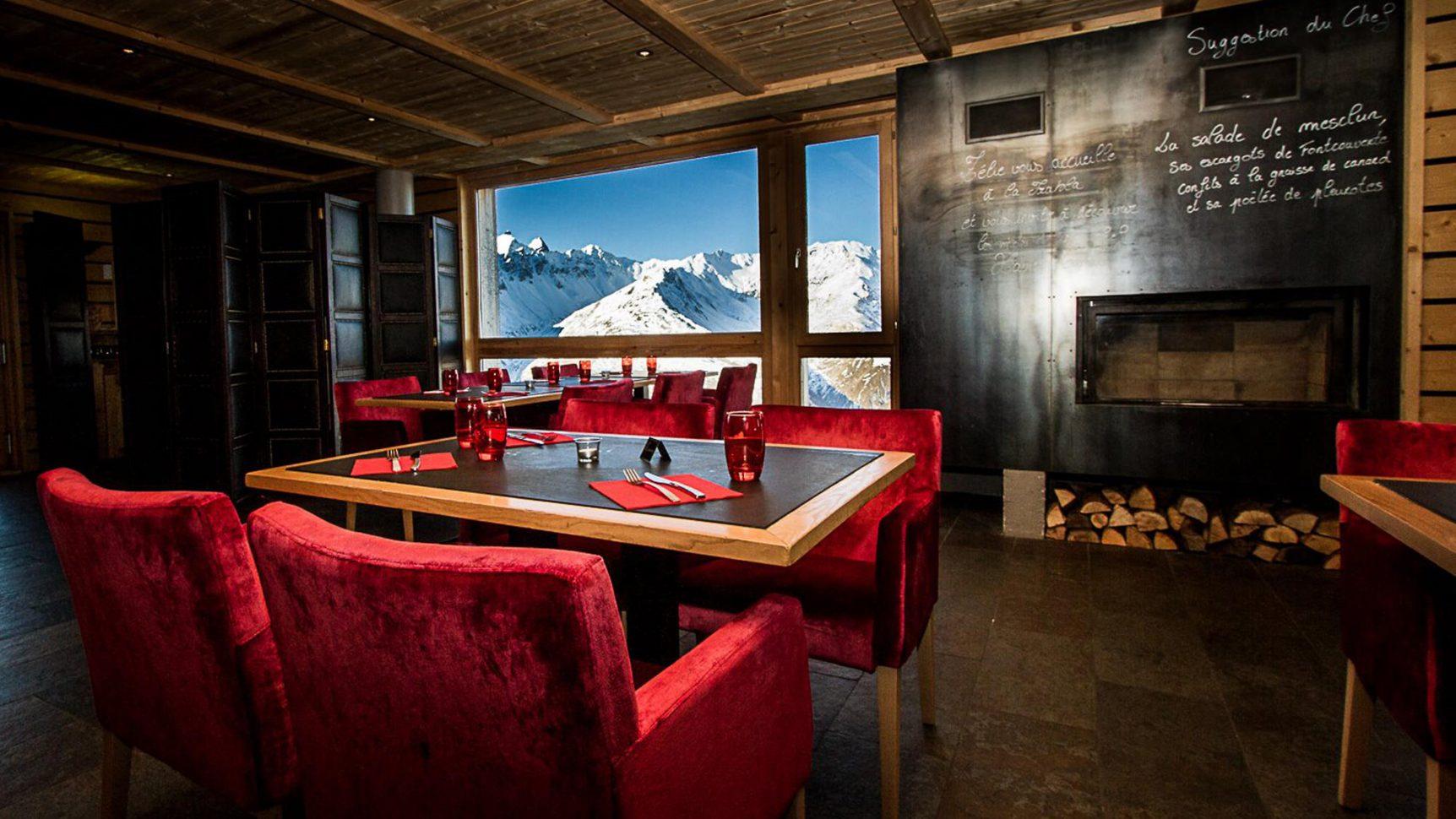 Restaurants d'altitude de Valloire