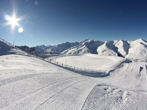 Domaine skiable Valloire - le boarder cross