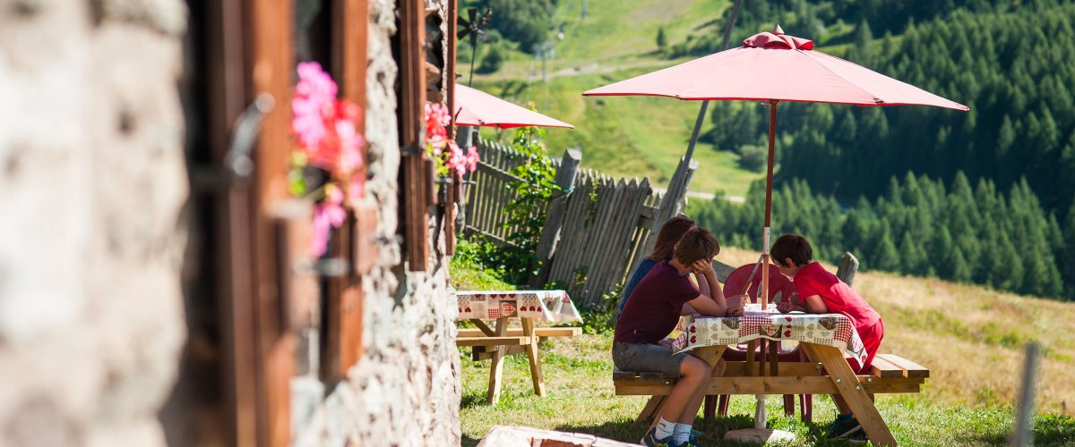 Cafés en restaurants in de bergen
