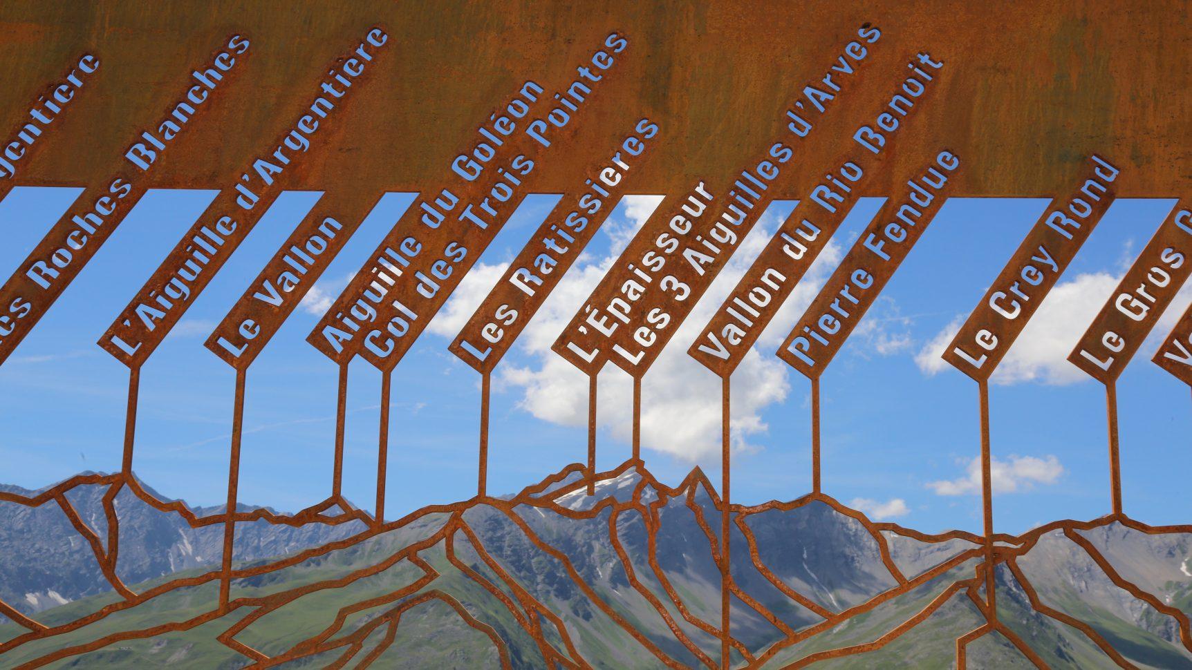 les sommets de valloire