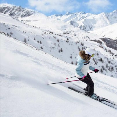 Skiez à Valloire à tarif préférentiel avec le forfait Premier Flocon !