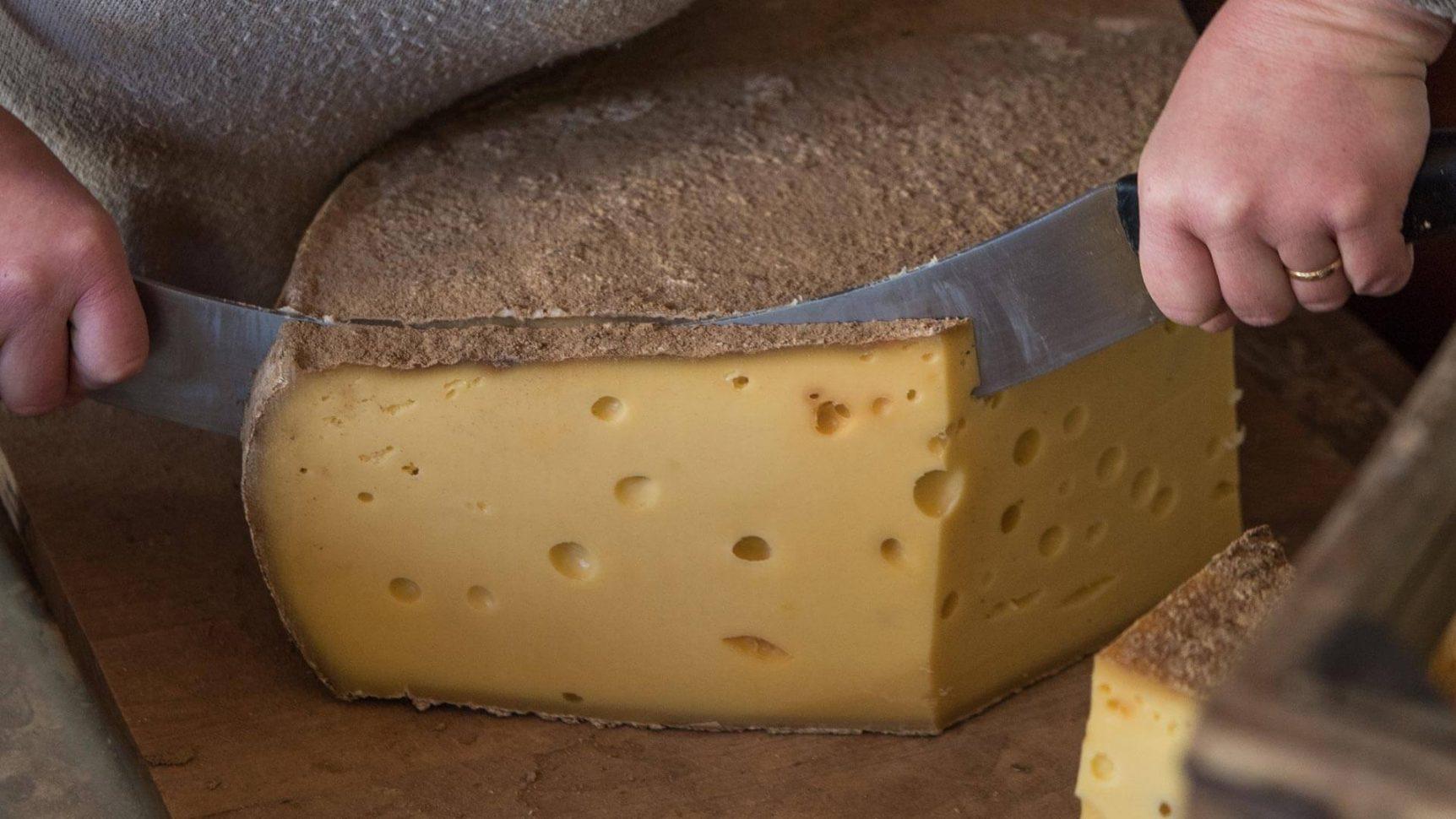 Les fromages artisanaux de Valloire