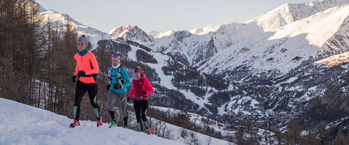 Trailrunning in Valloire